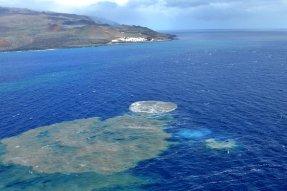 Imágenes de la erupción del volcán de El Hierro. Fuente: www.lavanguardia.com