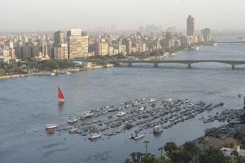 Contaminación en grandes urbes como es el caso de Egipto. Fuente: Egyptdailynews.com